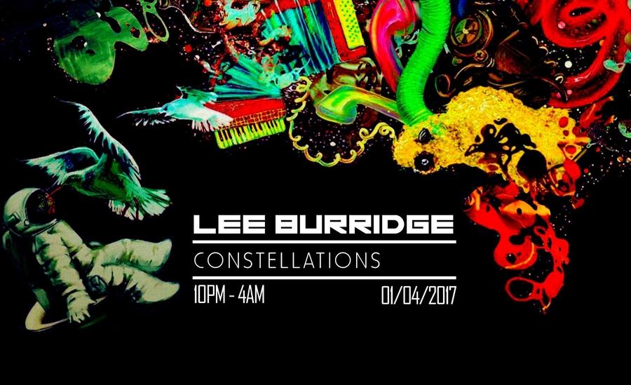 303 presents...Lee Burridge