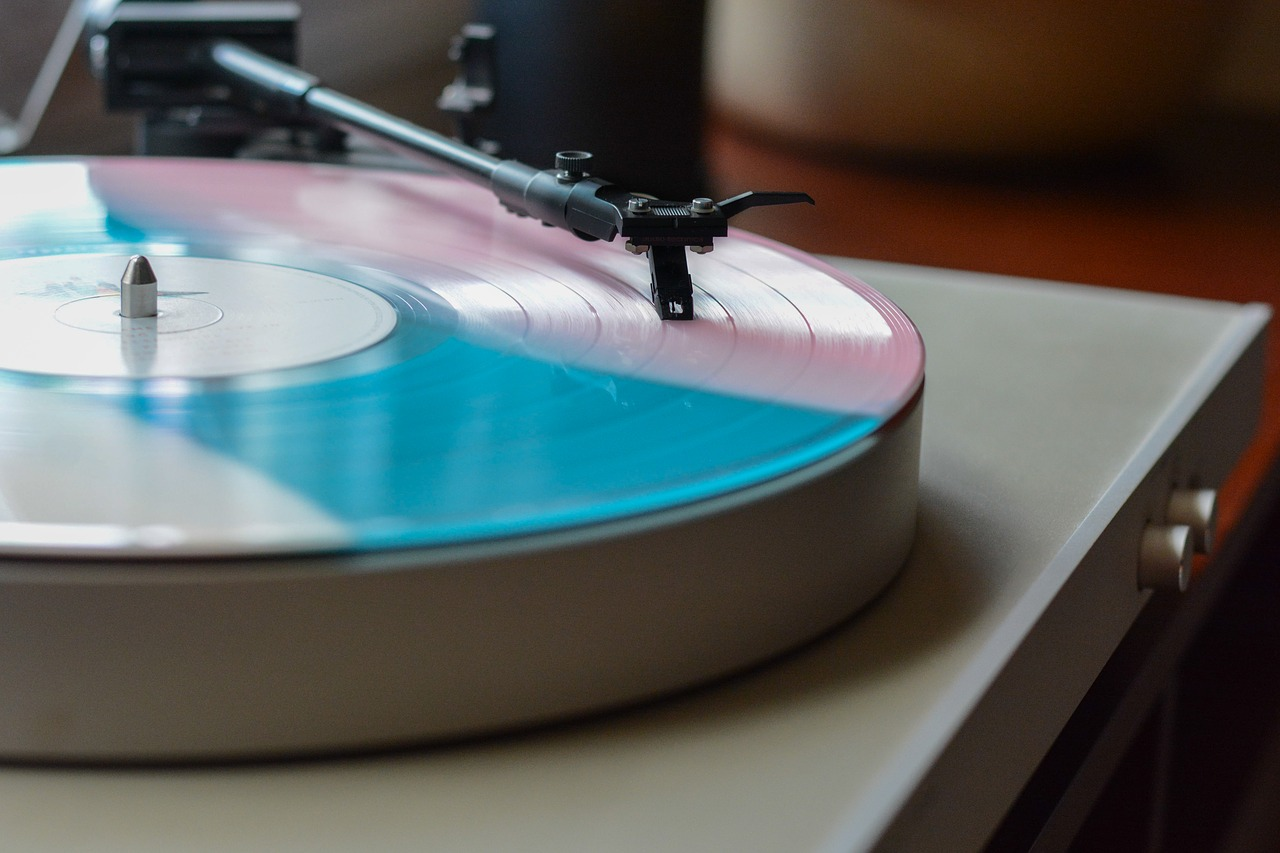 Vinyl has seen a resurgence of late.