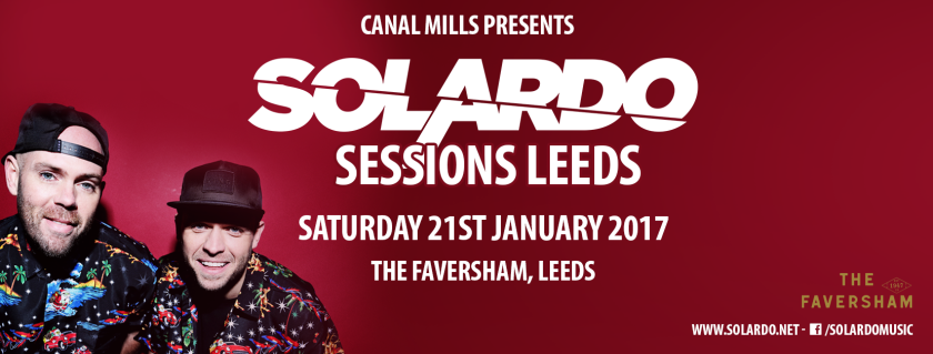 Solardo Sessions, Leeds