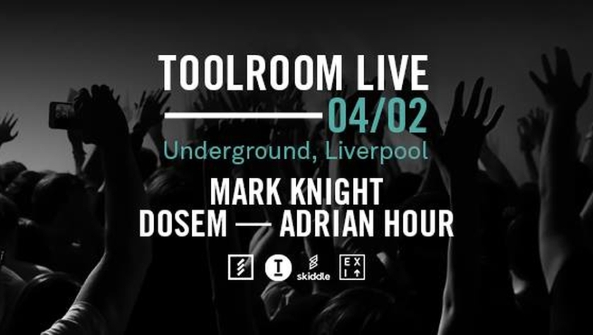 Toolroom Live, Underground
