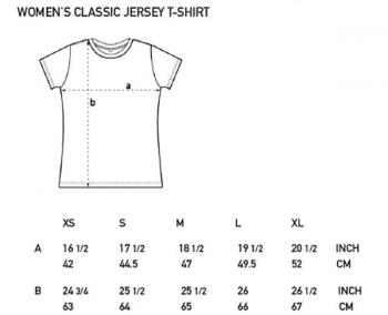 Women's size guide