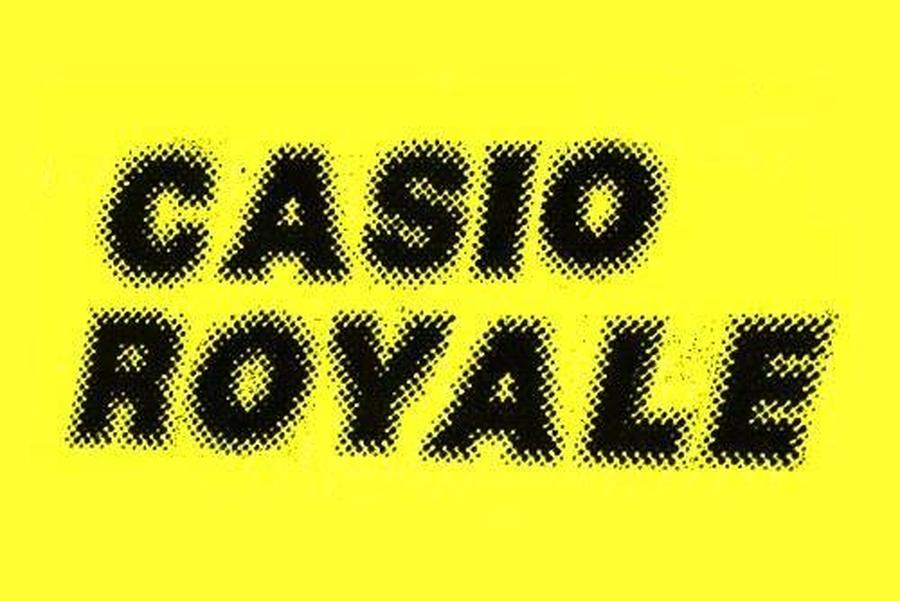Casio Royale Techno
