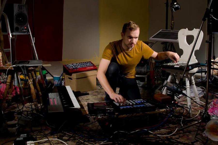 Hans Berg techno
