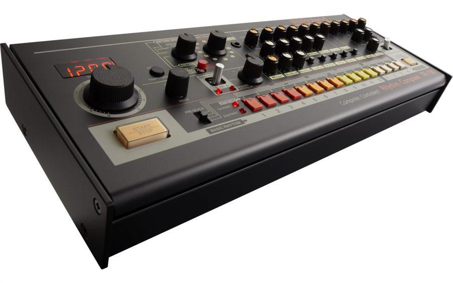 TR-08 techno