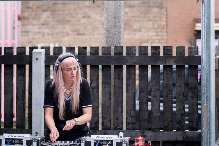 Gemma Muir techno